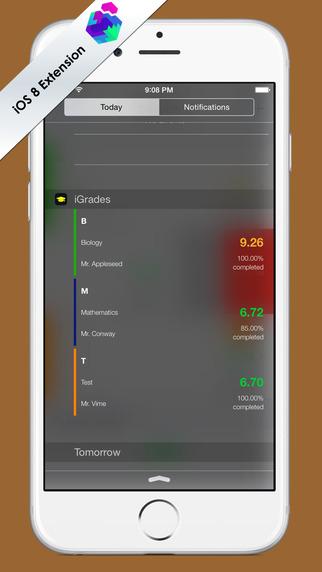grade tracker app gradr professional grade tracker on the app store